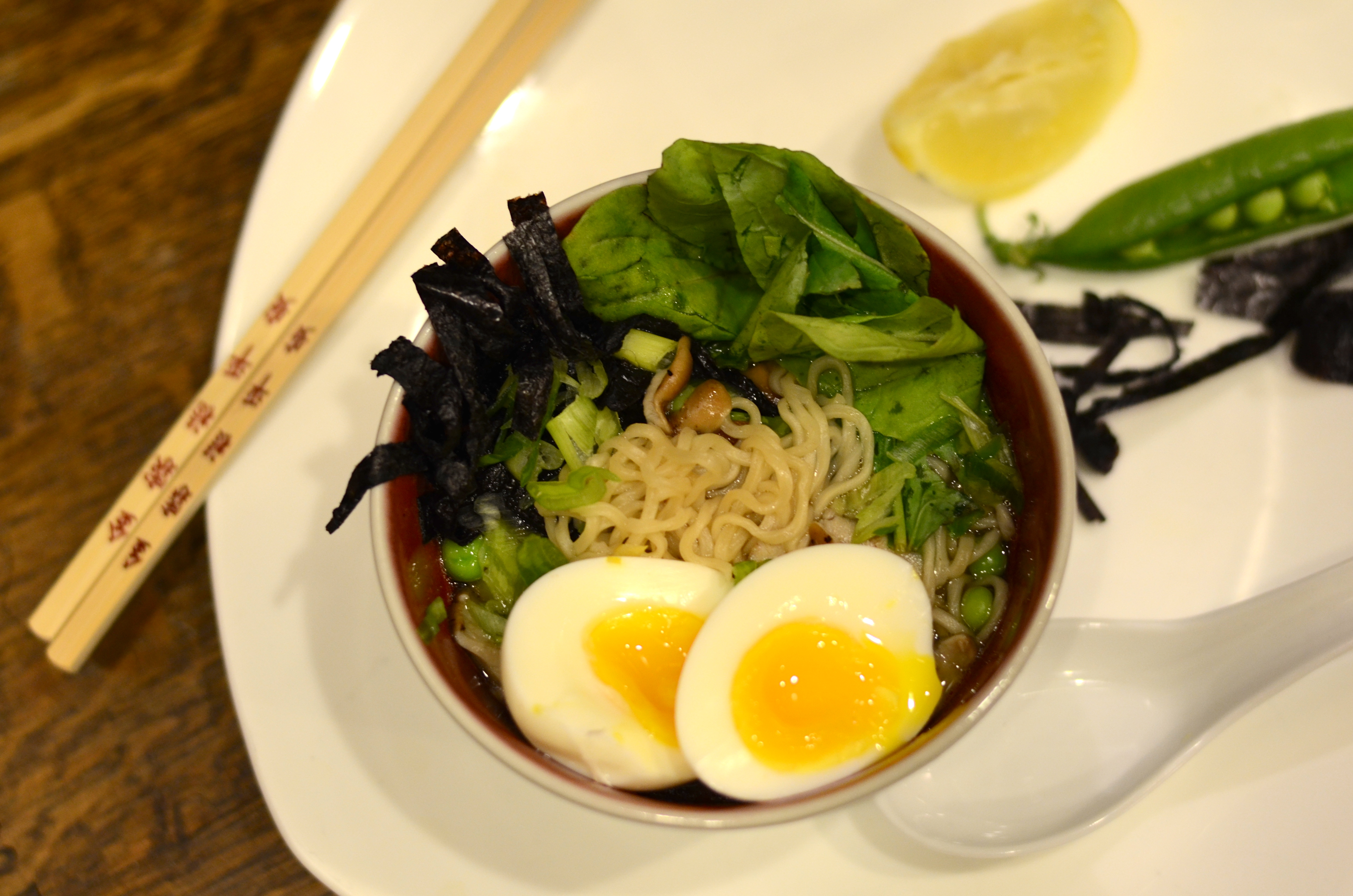 how to cook soba noodles in broth